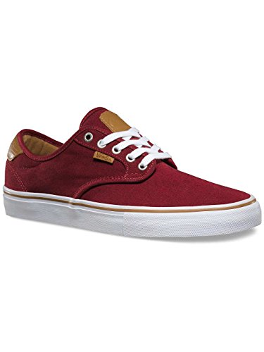 Vans Men's M Chima Ferguson Trainers Off White Size: (oxford) red sale browse free shipping tumblr cheap sale looking for under $60 online Bdh1BCpm