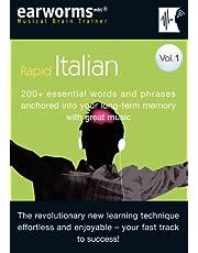 Earworms Rapid Italian