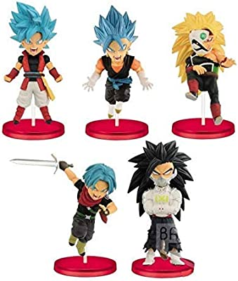 Super Dragon Ball Heroes World Collectible Figure Vol.4 Trunks Japan import NEW