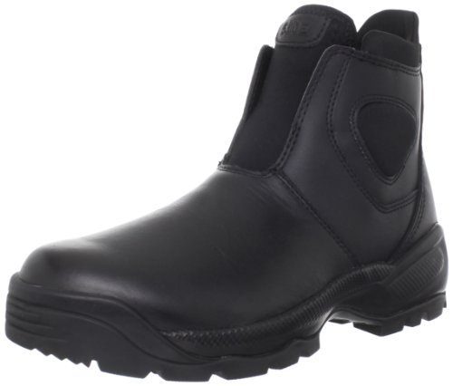 Boot Leather Fire - 5.11 Company Boot 2.0-U, Black, 10.5 D(M) US