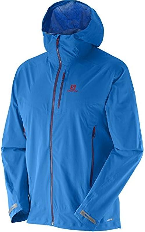 Męska kurtka outdoor Salomon, 2.5L Outdoor Jacket: Odzież