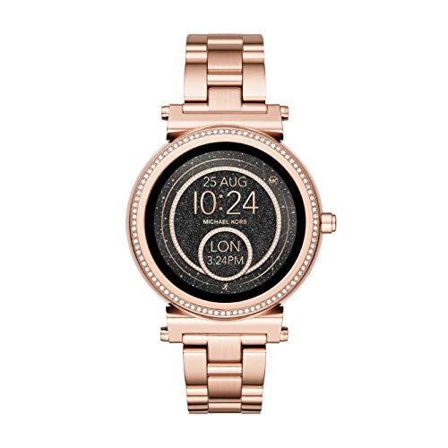 Price comparison product image MICHAEL KORS SOFIE SMARTWATCH MKT5022