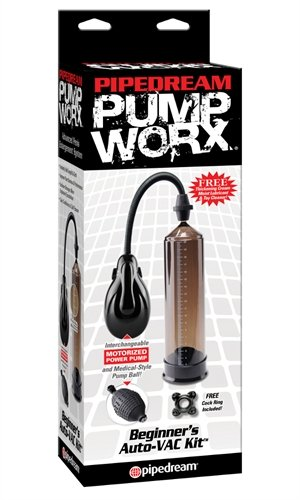 Pipedream Products Pump Worx Beginners Auto Vac Kit -  PD3286-00