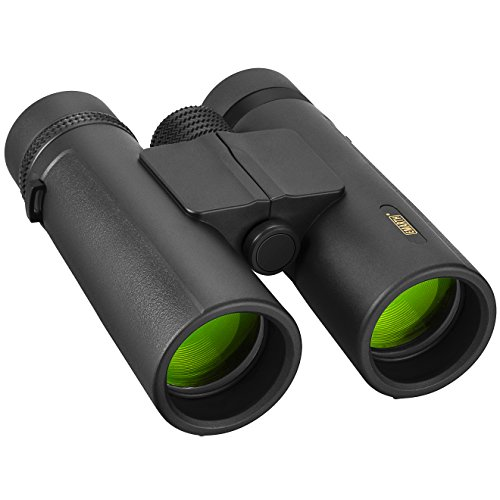 10x42 Lightweight Compact Binoculars Telescope for Bird Watching Hunting Sports Camping Travel Concerts by FEEMIC