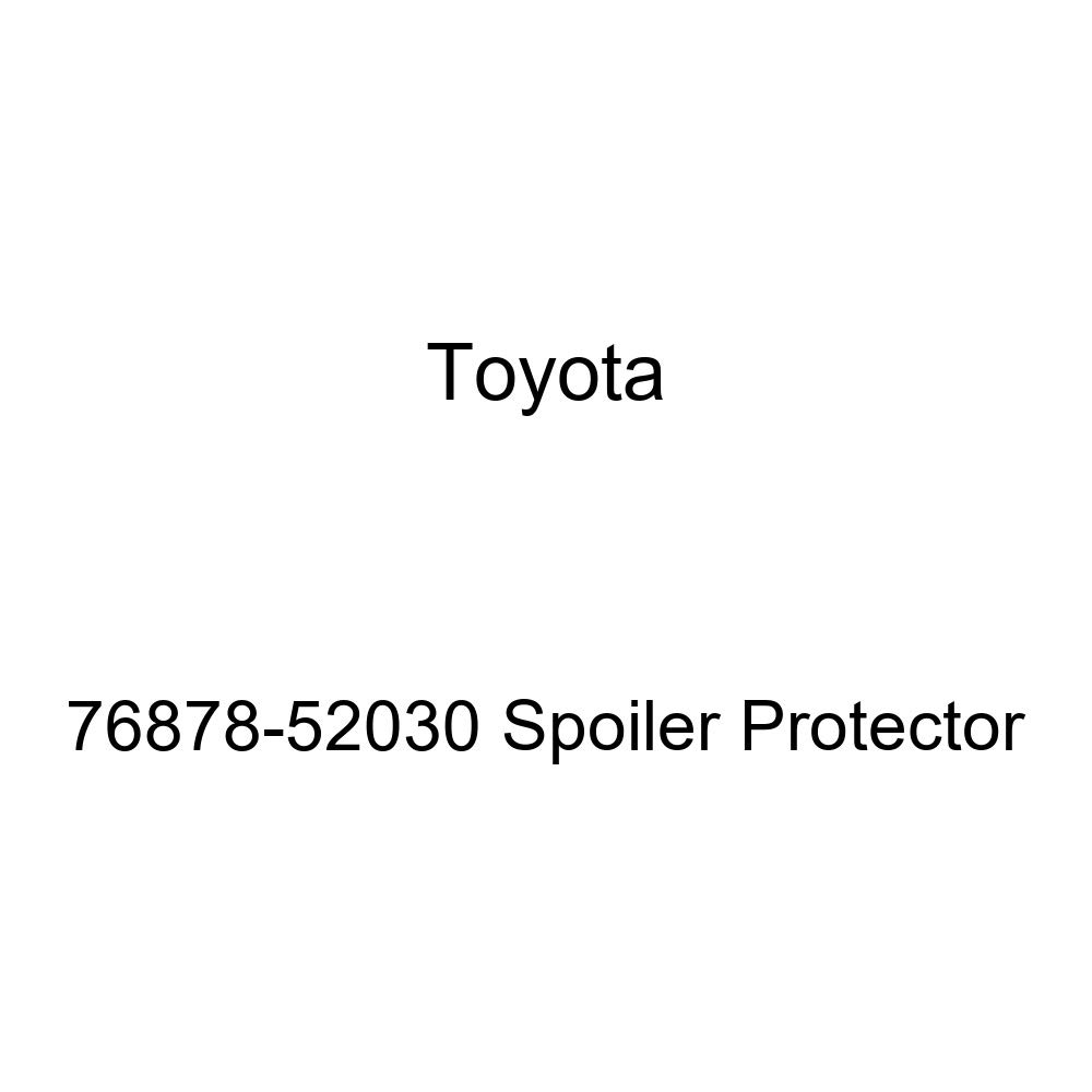 Toyota Genuine 76878 52030 Spoiler Protector