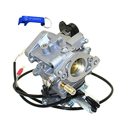 TC-Motor Carburetor Carb Fits OHV V Twin Horizontal Shaft Engines For Honda GX610 18HP V-Twin For Honda GX620 20HP V-Twin Replaces 16100-ZJ0-871 16100-ZJ0-872 16100-ZJ1-872