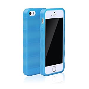 iphone 5s case amazon iphone se wakase le bamboo sapphire blue 14758