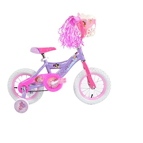 "Huffy Disney Princess Cruiser Bike 12"" - Purple"
