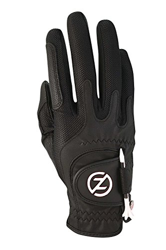 Zero Friction Ladies Compression-Fit Synthetic Golf Gloves, Universal Fit One Size – DiZiSports Store