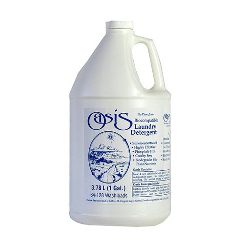 Oasis Biocompatible Laundry Detergent