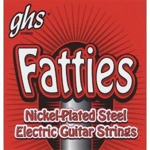 ghs fat l10s fatties light guitar strings musical instruments. Black Bedroom Furniture Sets. Home Design Ideas