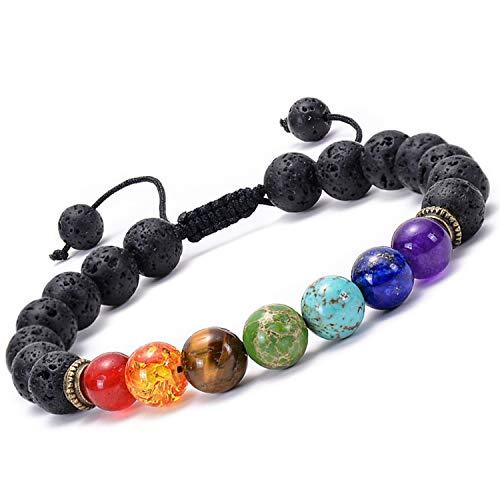 RONLLNA Tree of Life Leather Cuff Bracelet Wrap Bangle Boho Bracelets with Pearl for Women Teen Girl Boy Gifts (Brown Cuff Bracelet) (Adjustable Bracelet)