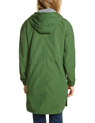 11093 lightning Green Bug Vert Parka Femme Cecil xqw8ZOYH