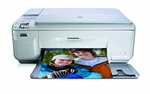 hp photosmart c4580 all in one printer electronics. Black Bedroom Furniture Sets. Home Design Ideas