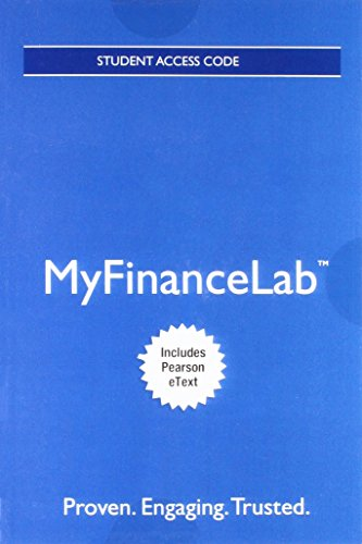 MyLab Finance with Pearson eText -- Access Card -- for Fundamentals of Multinational Finance