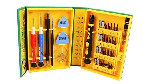Price comparison product image 1 Set BEST 38 in 1 Precision Screwdriver Set Opening Repair Tool for Cell Phone Electronic PC
