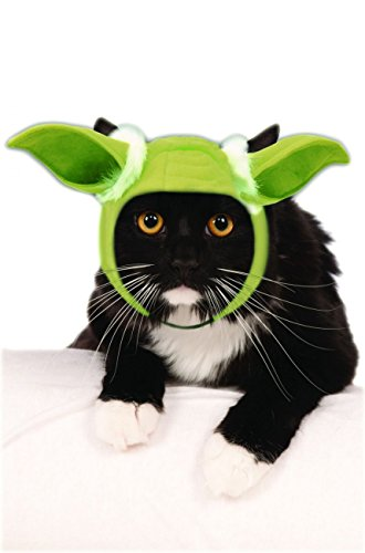 Rubies Costume Company Star Wars Classic Yoda Cat (Dachshund Dog Halloween Costumes)