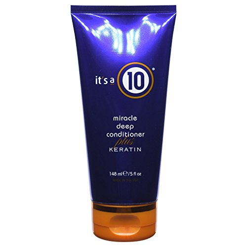 It's A 10 Haircare Miracle Deep Conditioner Plus Keratin, 5 fl. oz. (Best Cheap Deep Conditioner)