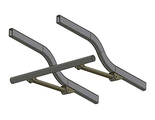 RuffStuff Specialties Ladder Bar and Anti Wrap Traction Bar Kits and Components (Simple Traction Bar Kit NO Tube)