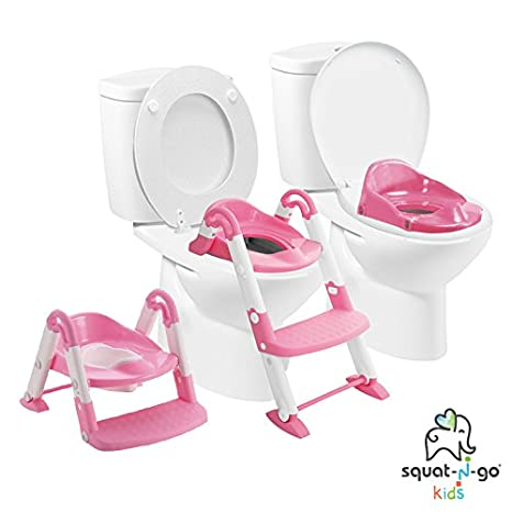 Pleasant Babyloo Bambino Booster 3 In 1 Collapsible Toilet Training Short Links Chair Design For Home Short Linksinfo