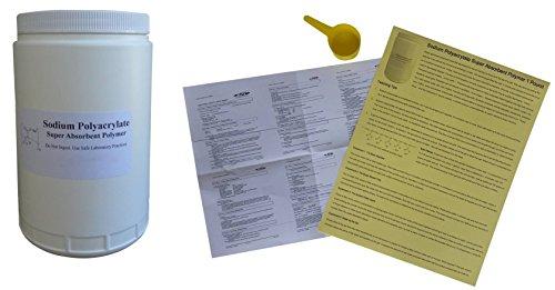 super absorbent polymer powder - 4