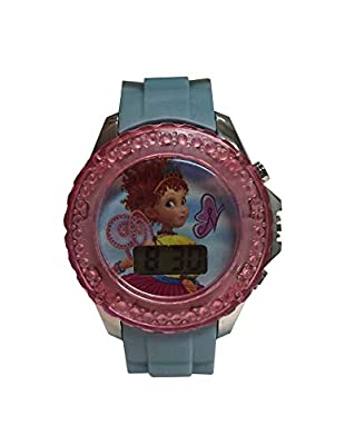 Fancy Nancy Rotating Lights LCD Watch from Accutime