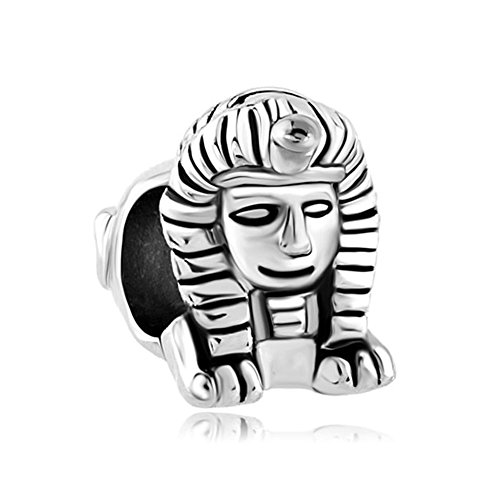 Ancient Egyptian Mighty Pharaoh Sphinx Bead Fits Pandora Charms Bracelet Buy Online In Dominica At Dominica Desertcart Com Productid 14317005