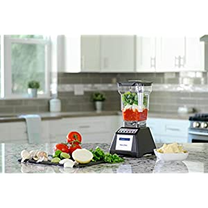 Blendtec TB-621-20 Total Blender Classic, with FourSide Jar, Black