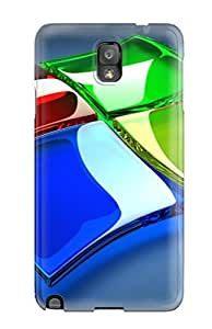 Durable 3d And Screensavers Back Case/cover For Galaxy Note 3