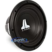 10W0V3-4 - JL Audio 10 Single 4-Ohm W0V3 Series Subwoofer