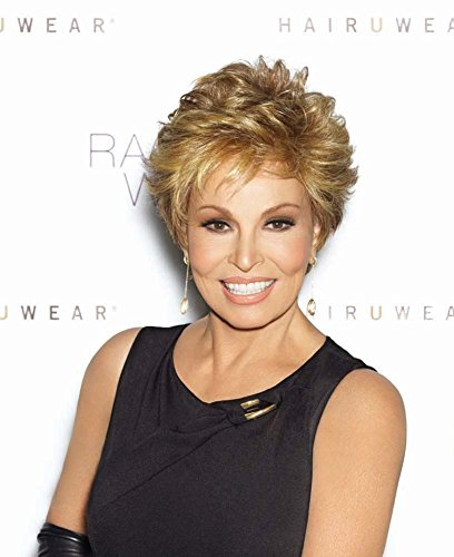 Glazed Sand - Center Stage by Raquel Welch Wigs All Hand-tied Lace Front Monofilament Top - R1621S+ Glazed Sand