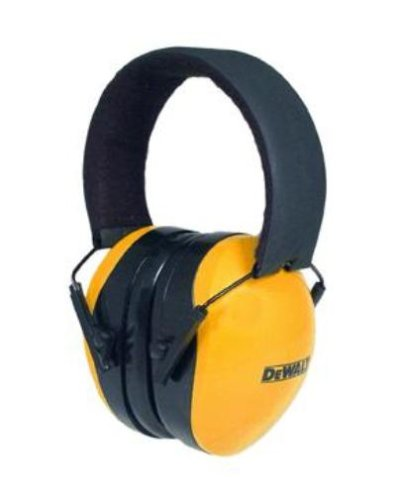 Dewalt DPG62-C Interceptor Protective Safety Earmuff