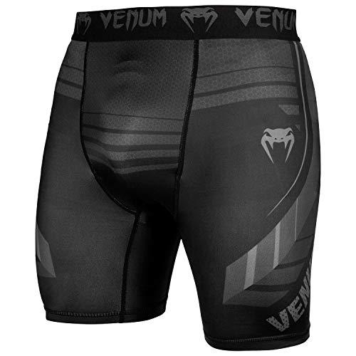 Venum Technical 2.0 Compression Shorts - Black/Black - S