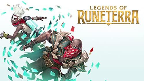 Legends of Runeterra: Free Epic Wildcard