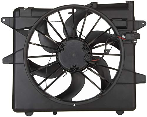 Spectra Premium CF15021 Engine Cooling Fan Assembly ()
