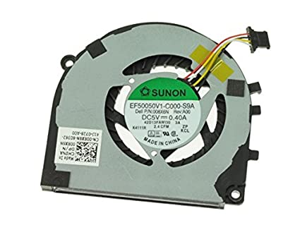 Amazon com: New CPU Cooling Fan For Dell XPS 13 L322x Ultrabook 9333