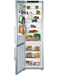 Liebherr CS1361 13.0 Cu. Ft. Stainless Steel Counter Depth Bottom Freezer Refrigerator - Energy Star - Left Hinge