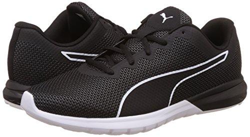 Puma 02 Chaussures puma White puma Femme Black Running Wn's Vigor De Comptition Noir fv7rvx