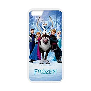 For iPhone 6 Case - New Frozen for iPhone 6 4.7 - PC-TPU Back Cover Case for iPhone 6 with 4.7 inch Screen