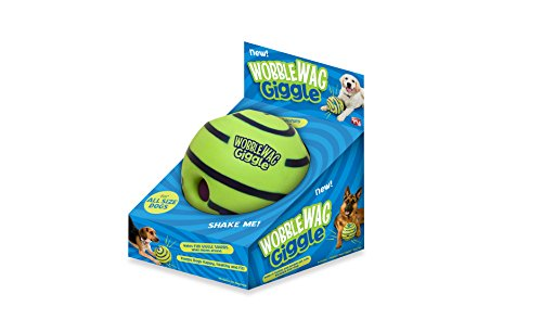 Wobble Wag GiggleTM Ball Dog