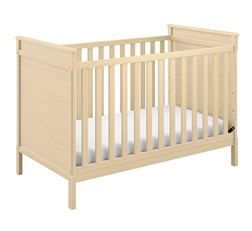 Storkcraft Eastwood 3-in-1 Convertible Crib Easily Converts to Toddler Bed $104.99