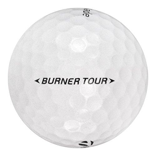84 TaylorMade Burner - Mint (AAAAA) Grade - Recycled (Used) Golf Balls
