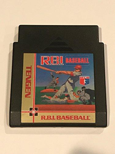 R.B.I. Baseball: Tengen (Nintendo NES, 1989)