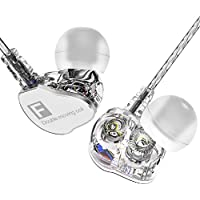 TNSO in-Ear Headphones, Noise Cancelling Earbuds Balanced...