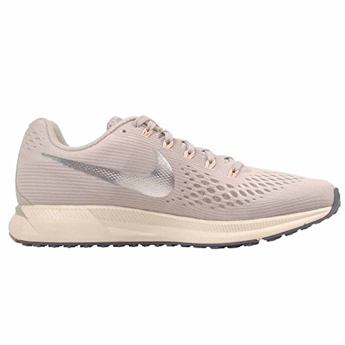 sail chrome Donna 004 Pegasus light Grey Nike Running Zoom 34 pale Multicolore Air Wmns Scarpe Bone 4Pw06q