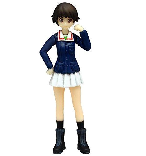 Platts Girls /& Panzer Final Chapter Owa Girls/' School Shark Team Figure Set