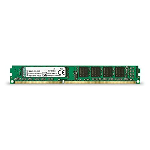 Kingston Technology 4GB 1333 MHz 240-Pin DDR3 SDRAM Memory Module (KVR13N9S8/4) - Line Dimm Memory