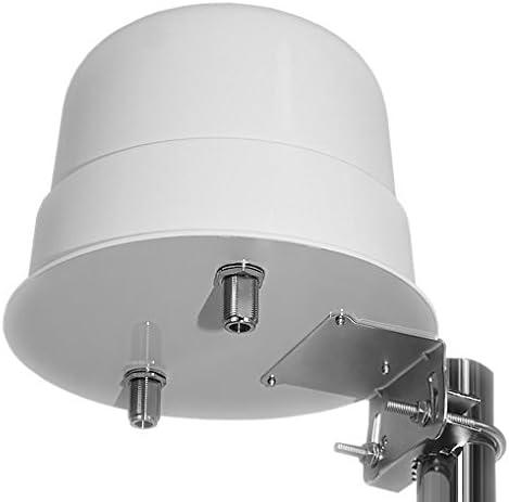 3G/4G LTE 12dBi Outdoor Dome Antenna 800-2600MHz: Amazon.es: Electrónica