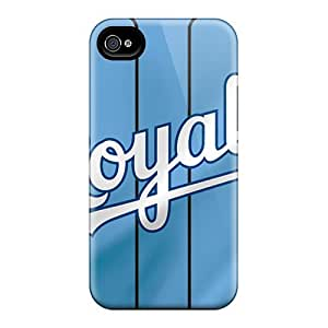 Iphone 6plus Cases Covers Cases - Eco-friendly Packaging Kansas City Royals Design