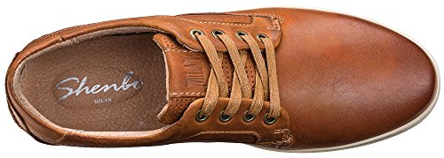 Pictures of JOUSEN Men's Casual Shoes Business Oxford Leather Classic Casual Oxford Shoes 4